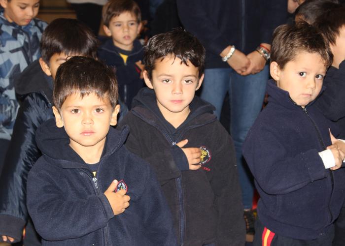 La Misión celebró acto oficial de su XVIII Aniversario