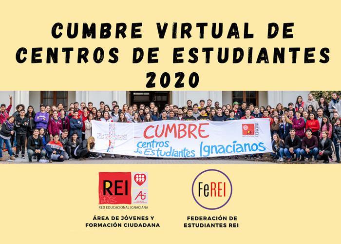 Misioneros asisten a Cumbre Virtual de Centros de Estudiantes REI