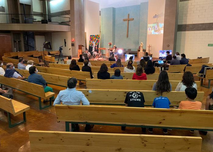 Finalizó Ciclo 2020 de Oración Cantada