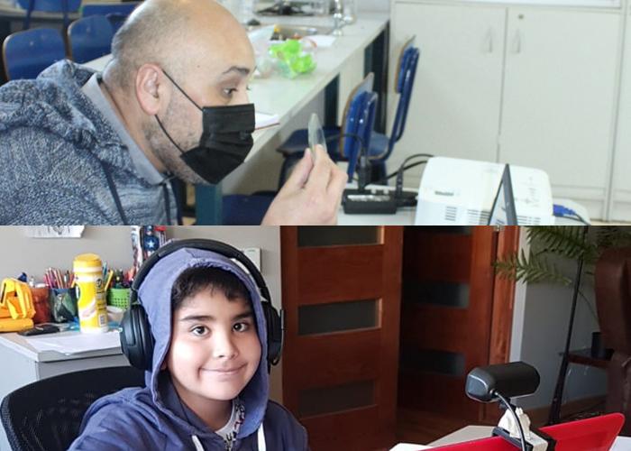 Aprendiendo Ciencias desde el laboratorio de nuestro colegio