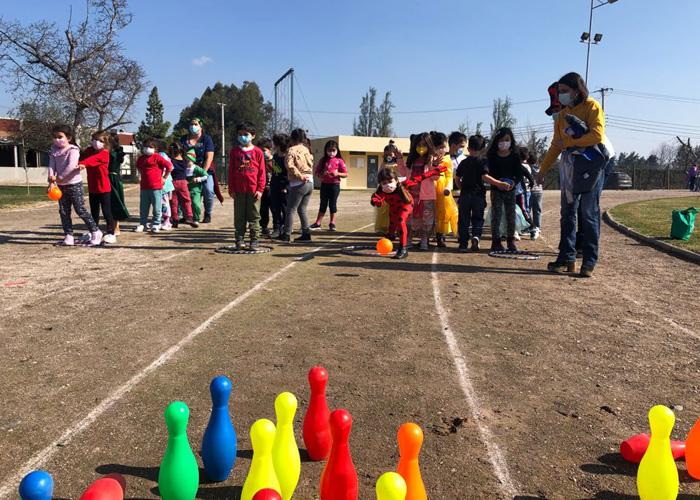 Estudiantes participaron en Alianzas 2021